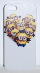 Чехол для iPhone 5 Миньоны