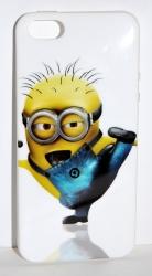 Чехол для iPhone 5 Миньон
