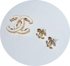 Комплект в стиле Chanel белый