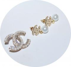 Комплект в стиле Chanel