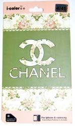Защитная пленка Шанель для iPhone 4