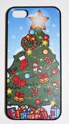 Чехол Новогодняя Елка для iPhone 5