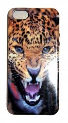 Чехол силиконовый Kenzo для iPhone 5 Тигр
