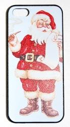 Чехол для iPhone 5 Дед Мороз