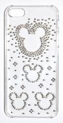 Чехол Микки для iPhone 4 стразы