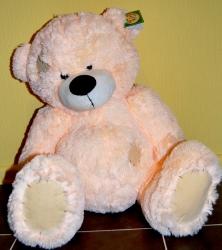 Мишка Тедди 48 см желтый