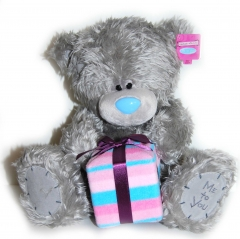 Мишка Тедди Me To You с подарочком 30 см