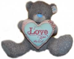 Мишка Me To You с сердцем 55 см