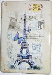 Чехол силиконовый Эйфелева Башня для iPad Air