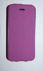 Чехол-книжка для iPhone 5S Fashion Classic фиолетовый