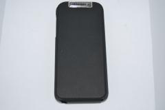 Чехол-книжка для iPhone 5S на магните черный