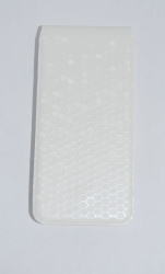 Чехол-книжка для iPhone 5S Flip Cover белый