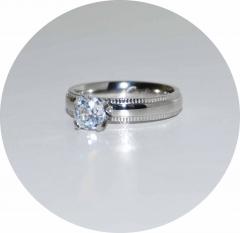 Кольцо в стиле Cartier