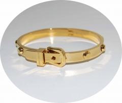 Браслет Michael Kors ремешок золотой