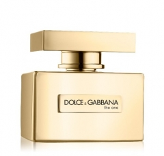D&G - THE ONE GOLD LIMITED EDITION