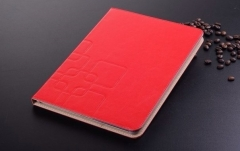 Кожаный чехол для iPad Air красный