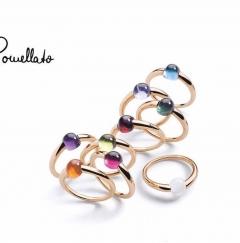 Кольца Серьги и кулоны в стиле Pomellato