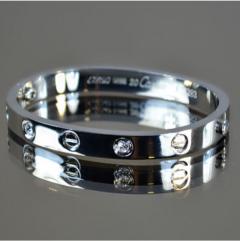 Браслет Cartier серебро