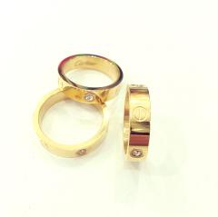 Кольцо Cartier золото