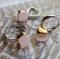 Кольца и серьги в стиле Pomellato