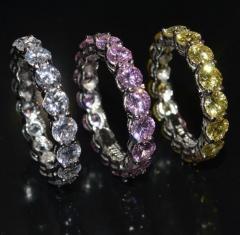 Кольцо из камней