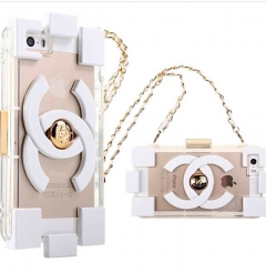 Чехол CHANEL Lego для iPhone 5s White