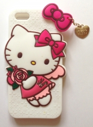 Чехол Hello Kitty для iPhone 5
