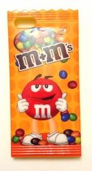 """Чехол M&M""""s для iPhone 5 красный"""
