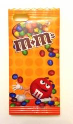 """Чехол M&M""""s красный для iPhone 5"""