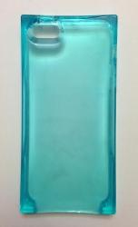 Чехол Льдинка для iPhone 5 синий
