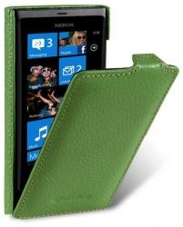 Чехол книжка для Nokia Lumia 920 салатовый