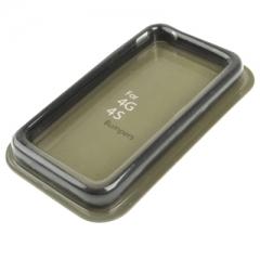 Бампер для iPhone 4S Черный