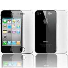 Защитная пленка на две стороны для iPhone 4S