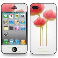 Пленка МАКИ для iPhone 4S