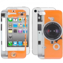 Защитная пленка Фотоаппарат для iPhone 4S