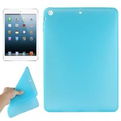 Чехол силиконовый для iPad Air голубой
