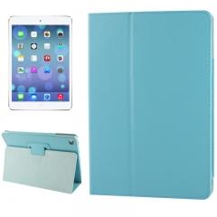 Чехол для iPad Air голубой