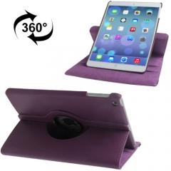 Чехол 360* для iPad Air фиолетовый