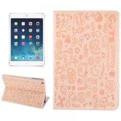 Чехол Зверюшки для iPad Air розовый