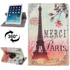 Чехол 360* для iPad Air Эйфелева башня