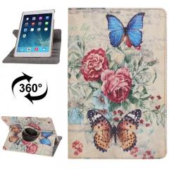 Чехол 360* для iPad Air Бабочки