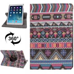 Чехол 360* Орнамент для iPad Air