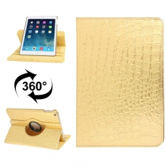 Чехол для iPad Air змеиный золотой