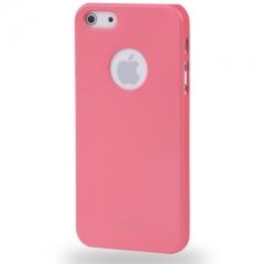 Чехол Moshi iGlaze для iPhone 5S розовый