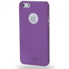Чехол Moshi iGlaze для iPhone 5 фиолетовый