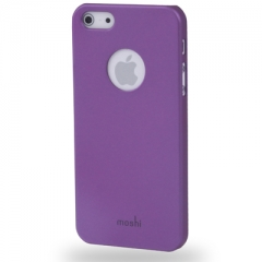 Чехол Moshi iGlaze для iPhone 5S фиолетовый