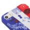 Силиконовый чехол Париж для iPhone 5