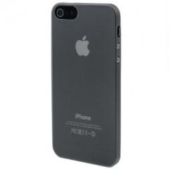 Ультратонкий чехол для iPhone 5S черный