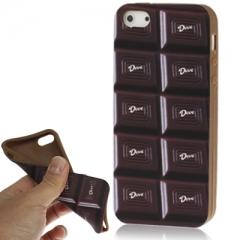 Чехол Шоколадка для iPhone 5S