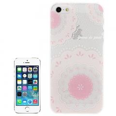 Чехол для iPhone 5 Розовый узор